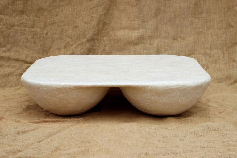 Quad Coffee Table by Mike Ruiz-Serra In New Condition For Sale In Geneve, CH