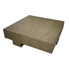 Quadra Connor - Cerused Oak Coffee Table