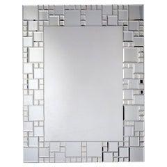 Quadrati Contemporary Mirror