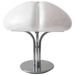 Quadrifoglio Table Lamp by Gae Aulenti for Harvey Luce, 1968, Italy