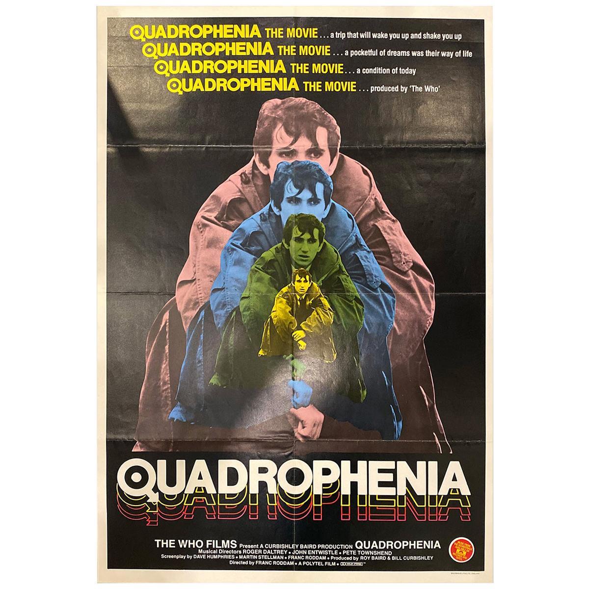 """""""Quadrophenia"""" '1979' Poster"""