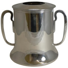 Quality French Silver Plated Champagne, Wine Cooler, circa 1920