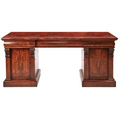 Quality William IV Mahogany Sideboard
