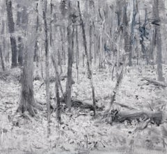Into the Woods, Oil Painting