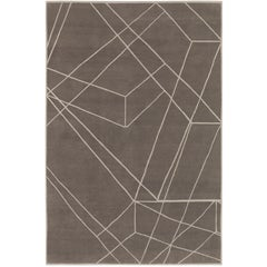 Quantum Hand-Knotted 10x8 Rug in Wool by The Rug Company