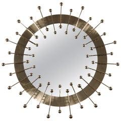 Quantum Mirror in Brass
