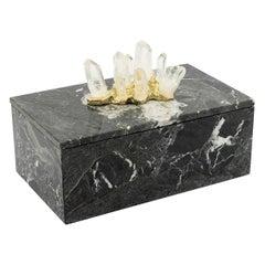 Quartz and Marble Box