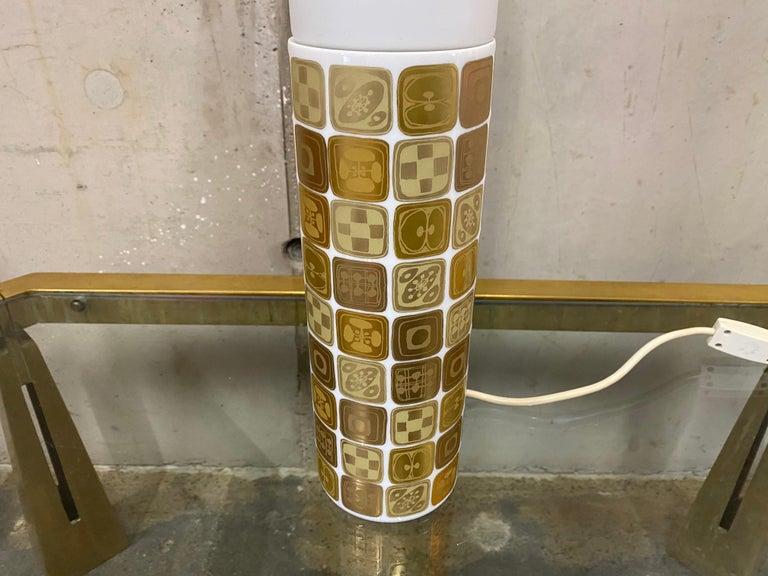Quatre Couleurs Table Lamp from Rosenthal's Studio Line by Bjørn Wiinblad, 1960s For Sale 4