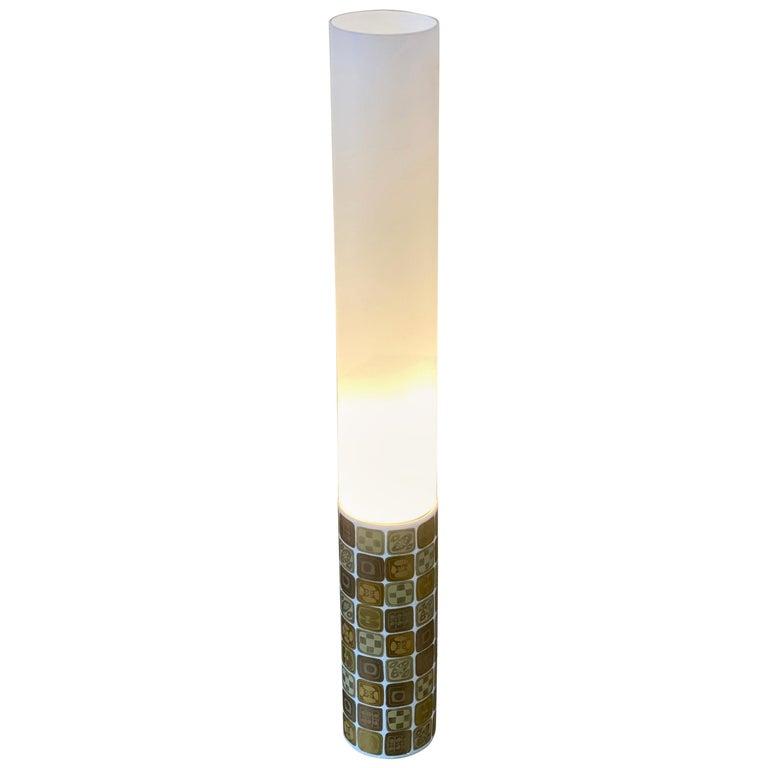 Quatre Couleurs Table Lamp from Rosenthal's Studio Line by Bjørn Wiinblad, 1960s For Sale