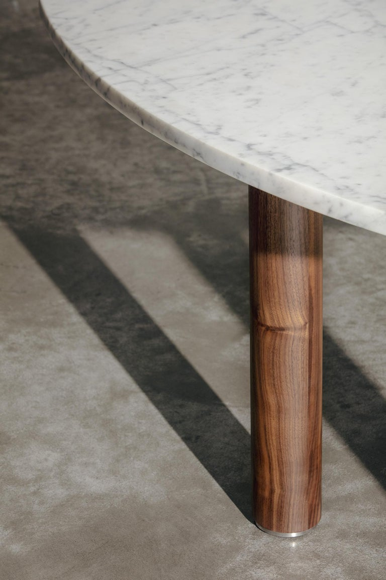 Contemporary Quattro Gambe, Dining Table System, Designed by Francesco Faccin For Sale