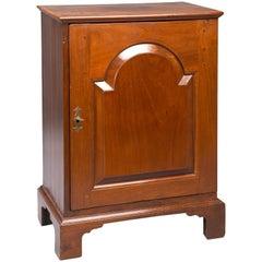 Queen Anne Mahogany Spice Box