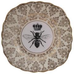 Queen Bee dish plate