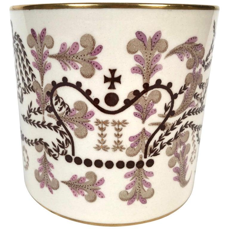Queen Elizabeth II Commemorative Coronation Mug by Richard Guyatt for Wedgwood For Sale