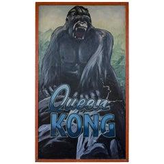 """""""Queen Kong"""" Poster"""