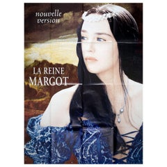 Queen Margot 1994 French Grande Film Poster