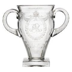 Queen Mary Homage Vase
