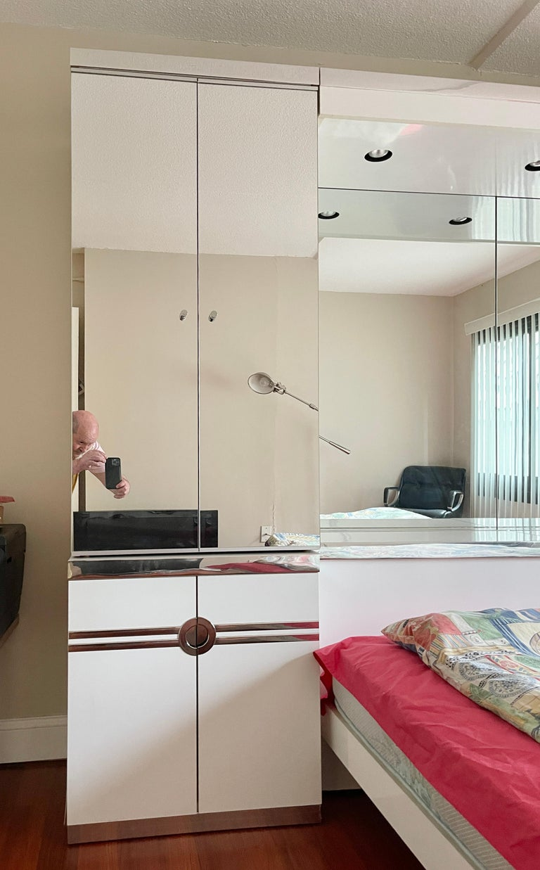 American Pierre Cardin Queen Size Bedroom Ensemble For Sale