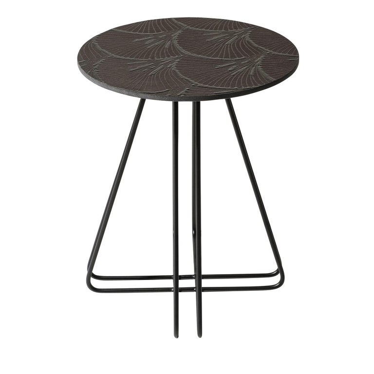 Italian Quentin Side Table For Sale