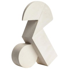 Question Mark Sculpture by Ceramiche Milesi