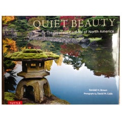 """Quiet Beauty: The Japanese Gardens of North America"" Book"