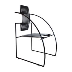 """Quinta"" Chair by Mario Botta, Produced by Alias, 1985"