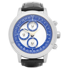 Quinting Mysterious Men's Stainless Steel Watch