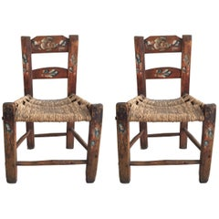 Quiroga Chairs from Mexico