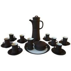 Quistgaard for Dansk Flamestone Coffee/ Espresso Set