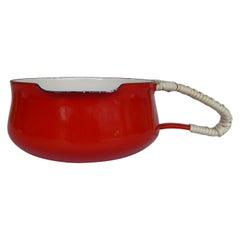 Quistgaard Rare Koben Style Petite Saucepan for Dansk Designs, Denmark, 1950s
