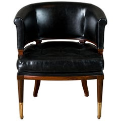 """""""Quiver Klismos"""" Chair by Soane Britain"""