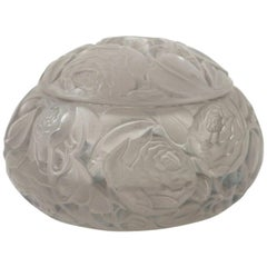 "R. Lalique ""Dinard"" Box"