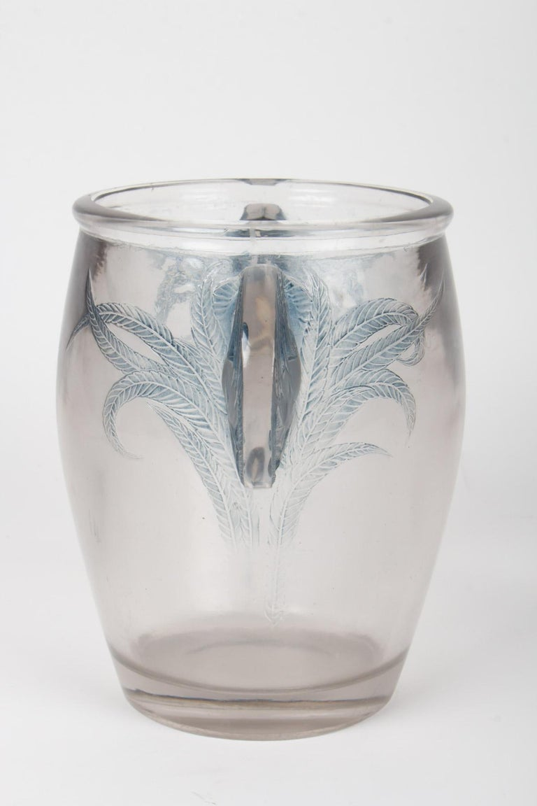 R Lalique Vase