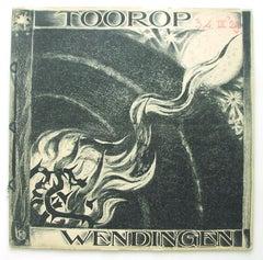 WENDINGEN - Number 3/4 of the 9th series 1928 dedicated to Jan Toorop