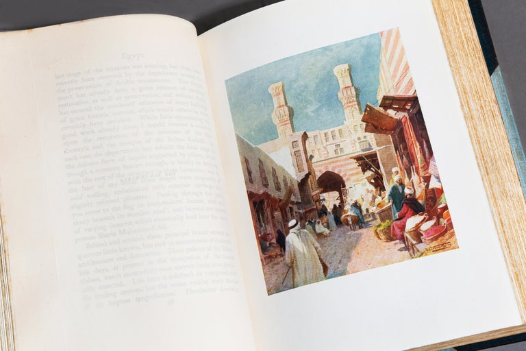 English R. Talbot Kelly, Egypt, Painted and Described For Sale