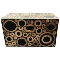 R & Y Augousti Bamboo Box