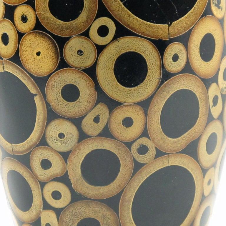 R & Y Augousti Paris Bamboo Vase For Sale 2