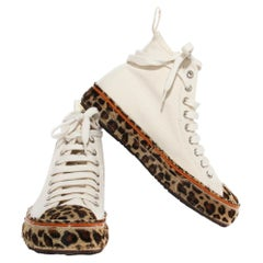 R13 Canvas Sneaker