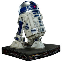 R2D2 Life Size Model Sculpture Star Wars