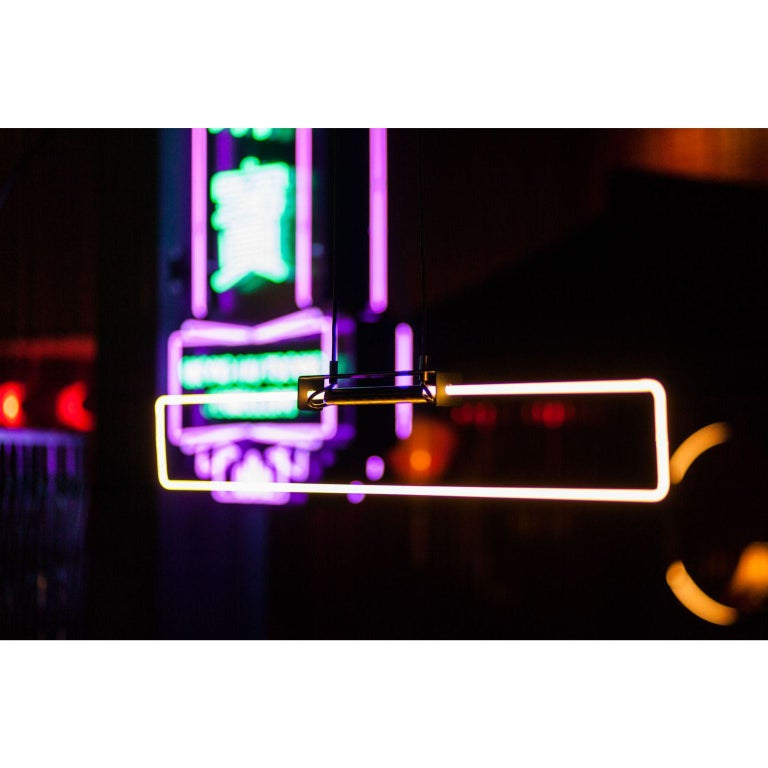 RA Pendant Light by Studio d'Armes For Sale 3
