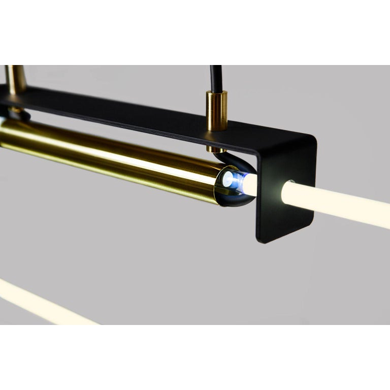 RA Pendant Light by Studio d'Armes For Sale 6