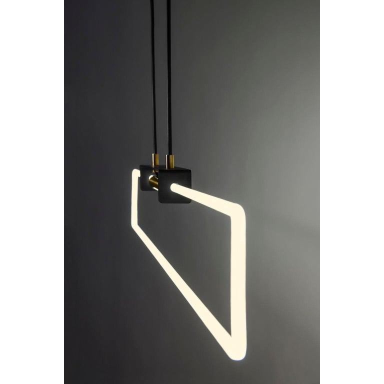 RA Pendant Light by Studio d'Armes For Sale 2