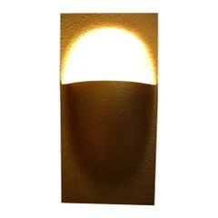 RAAK Amsterdam Bertrand Balas Gold Lamp