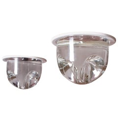 RAAK Amsterdam Crystal Glass Build in Spots