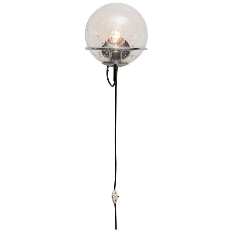 RAAK Bubble Globe Wall Sconce For Sale