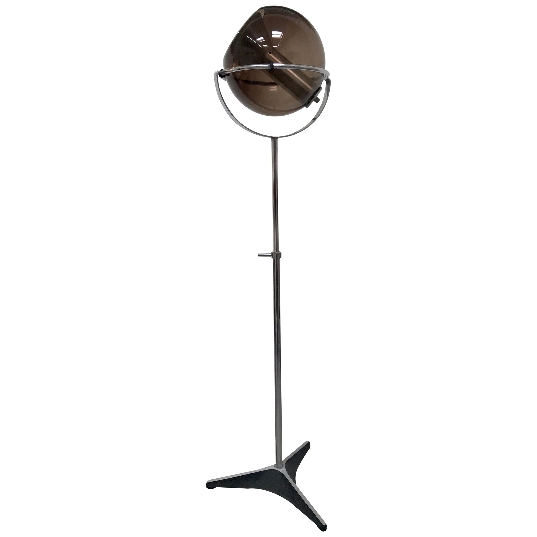 RAAK Floor Lamp by Frank Ligtelijn, 1960's