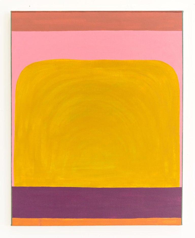 Rachel Chaldu Landscape Painting - I'm Leaving Home