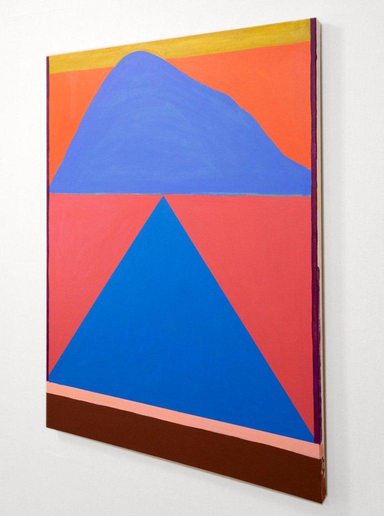 Mirage - Painting by Rachel Chaldu