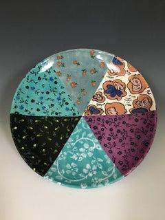 Six Pattern Plate