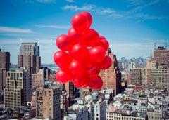 Balloons Facing North