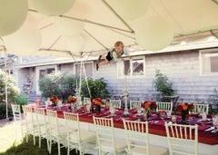 Wedding Reception Flight